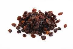 Pile of raisins Royalty Free Stock Photos