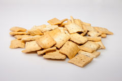 Pile of reganas, typical andalusian breadsticks Stock Images