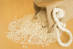 Pile of rice beans Royalty Free Stock Image