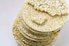 Pile of rice cakes Royalty Free Stock Photography