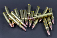 Pile or rifle ammp Royalty Free Stock Photo
