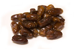 Pile of ripe dates royalty free stock images