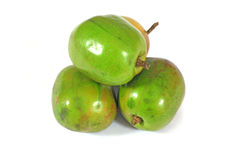 Green Jocotes Stock Image
