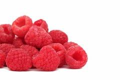 Pile of ripe raspberry Royalty Free Stock Image