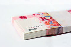 A pile of RMB Stock Photo