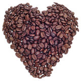 Love of coffee Royalty Free Stock Images