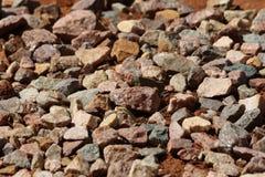 Pile of Rocks stock photos