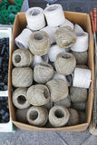 Pile of Rope Royalty Free Stock Photography