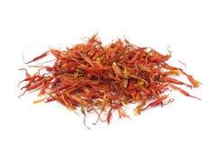 Pile of Saffron Stock Image