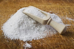 Pile of salt Stock Photography