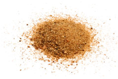 Pile of sand royalty free stock photos
