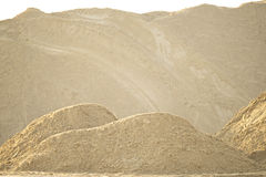 Pile of Sand Stock Photos