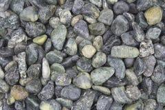 Pile of sea stone Stock Photo