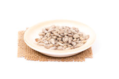 Pile of shelled sunflower seeds,  Stock Photo