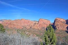 Zion National Park, Utah Royalty Free Stock Image