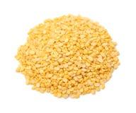 Skinless mung bean Stock Images