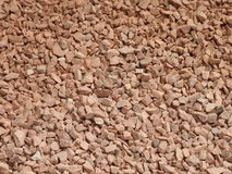 Pile of small stones. Pile of various small stones royalty free stock photo