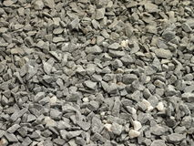 Pile of small stones. Pile of various small stones stock image