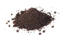Pile of Soil Royalty Free Stock Photography