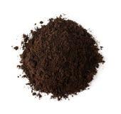 Pile of soil Royalty Free Stock Photo