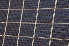 Pile solari Fotografie Stock Libere da Diritti