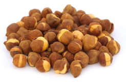 Pile of some roasted Chickpea Royalty Free Stock Images