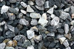 Pile of stones Stock Image