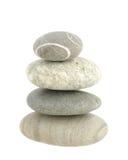 Pile stones Stock Image
