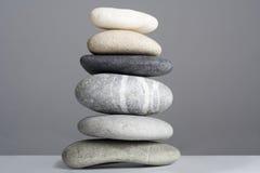 Pile of Stones Stock Photo