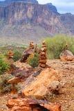 Pile stones Royalty Free Stock Photo