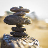 Pile of Stones Royalty Free Stock Image
