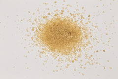 A pile of sugar Royalty Free Stock Photography