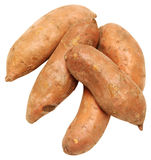 Pile of Sweet Potatoes Royalty Free Stock Image