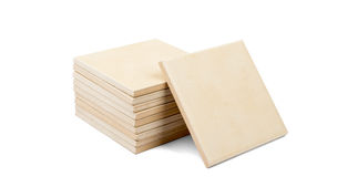 Pile of tiles Stock Image