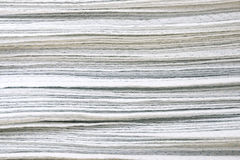 Pile of toilet paper Royalty Free Stock Photos