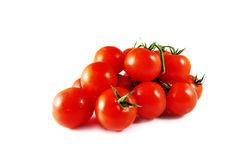 Pile of tomatoes Stock Photos