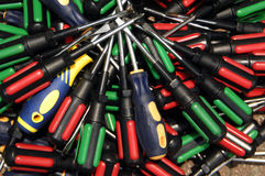 Pile of tools Royalty Free Stock Image