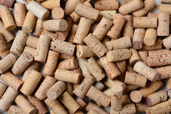 Pile of Used Wine Corks Royalty Free Stock Photography