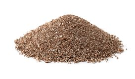 Pile of vermiculite Stock Photography
