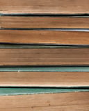 Pile of very old books Stock Photos