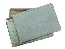 Pile of very old books Stock Images