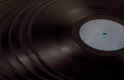 A pile of vinyl Royalty Free Stock Photography
