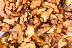 Pile Of Walnuts Stock Photos