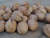 Pile of Walnuts Royalty Free Stock Photo