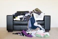 Pile of Washing Royalty Free Stock Photo