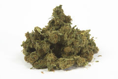 Pile of Weed stock photo