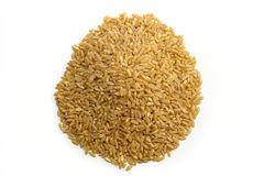 Pile of Wheat Stock Photo