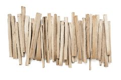 Wood for kindling royalty free stock photography