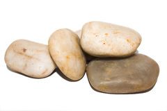 Piled up Stones Stock Image