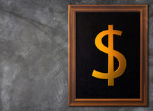 pilen coins finansiell guld- framgång för begreppsdiagram Royaltyfri Fotografi